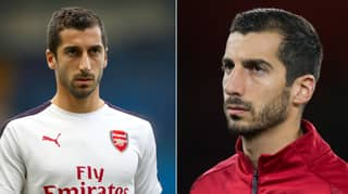 Henrikh Mkhitaryan To Miss Europa League Tie In Baku Over Security Fears