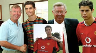 15 Years Ago: Cristiano Ronaldo Signed For Manchester United And The Rest Is History