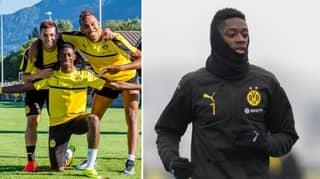 Ousmane Dembele AWOL From Borussia Dortmund Training