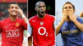 The 10 Greatest Premier League Players Of All Time Have Been Named And Ranked