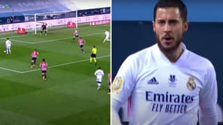 'Going From Bad To Worse' - Spanish Media Give Brutal Reaction To Eden Hazard's Latest Real Madrid Performance