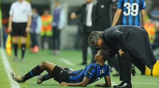 Samuel Eto'o Would Only Play As A Left Winger For Jose Mourinho