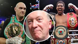 Tyson Fury's Promoter Frank Warren Names Terms For Anthony Joshua Fight
