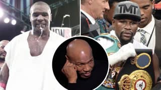 Mike Tyson's Response When Asked If He Could Beat Floyd Mayweather In A Dream Super-Fight