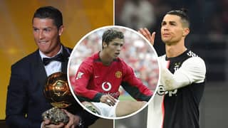 Cristiano Ronaldo's Former Teammate Brilliantly Explains How He Made It To The Top