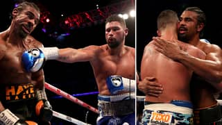 David Haye Agrees To Rematch With Tony Bellew