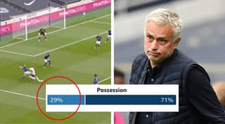 Only Jose Mourinho Could Lead Spurs To A 3-0 Win With 29.5 Per Cent Possession