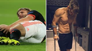 Luke Shaw Nearly Lost His Leg In 2015, Has Gone On To Become Premier League's Best Left-Back