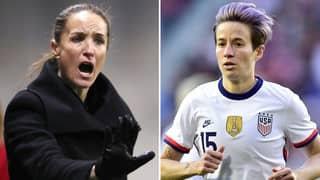 Casey Stoney Gives Perfect Response To Megan Rapinoe Over Manchester United Criticism