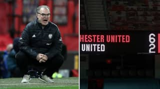 Marcelo Bielsa Gives 41 Minute Explanation Of Why Leeds Were Better Than Manchester United