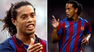 13 Years Ago Today, Ronaldinho Received A Standing Ovation At The Santiago Bernabeu
