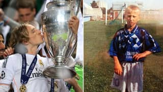 Luka Modric's Journey To The Top Is Nothing Short Of Inspirational