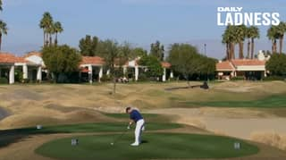 One-Armed Golfer Laurent Hurtubise Makes Hole-In-One At PGA Tour Event