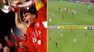 Steven Gerrard's Personal Highlights From The 2005 Champions League Final Are Perfect