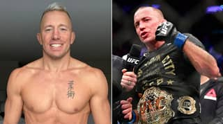 Georges St-Pierre Preparing For A Massive UFC Super-Fight