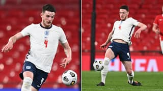 England Fans Are Convinced Declan Rice Will Become One Of The World's Best Defensive Midfielders
