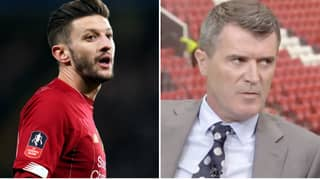 Roy Keane Launched An Attack On Adam Lallana On Sky Sports
