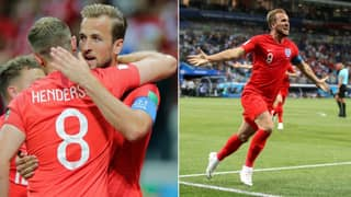 England Are Unbeaten In 15 Games Wearing The Colour Red And It's Coming Home