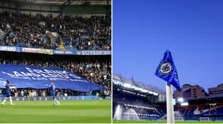 Chelsea Remove Two Signs From Stamford Bridge During Stadium Update