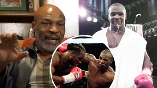 Mike Tyson's Shock Response When Asked If A Normal Person Could Take A Punch From Him