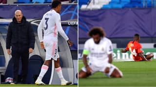 Real Madrid 3-0 Down To COVID-Stricken Shakhtar Donetsk At Half-Time Of Champions League