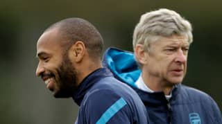 Thierry Henry Responds To Suggestions He Could Take Over From Wenger
