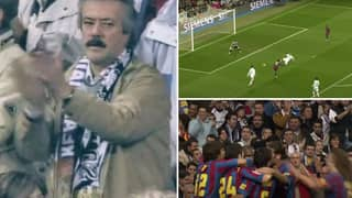 15 Years Ago Today, Ronaldinho Received A Standing Ovation From The Bernabeu