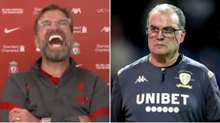 Liverpool Boss Jurgen Klopp Aims Cheeky Dig At Marcelo Bielsa Ahead Of Premier League Opener Against Leeds United