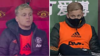 Donny Van De Beek Still Cannot Get A Start For Manchester United