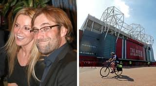Jurgen Klopp's Wife Stopped Him From Taking Manchester United Job