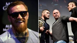 What Conor McGregor Said About Khabib Nurmagomedov Vs Tony Ferguson In January Actually Came True