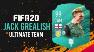 Jack Grealish's Ultimate Team Is Brimming With Quality