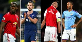 Every Premier League Club's Most Valuable Player After Transfer Crash Wipes Off Billions