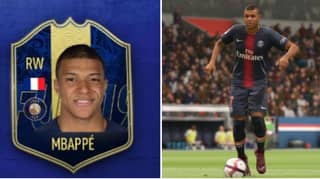 Kylian Mbappe's FIFA 19 Team Of The Year Card Is Pure Filth