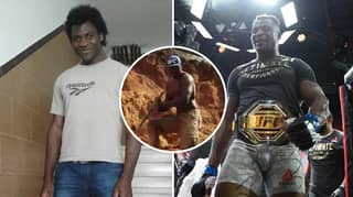 Francis Ngannou's Journey To Becoming UFC Heavyweight Champion Is A Perfect Movie Script
