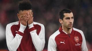 Arsenal Sponsor Brutally Troll Pierre-Emerick Aubameyang And Henrikh Mkhitaryan