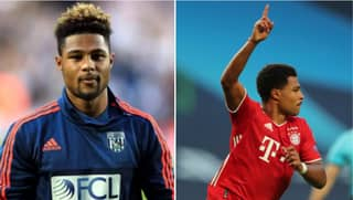 Serge Gnabry Has Had An Incredible Change In Fortunes In Five Years