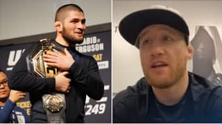 Justin Gaethje Explains How He's Going To Beat UFC Lightweight Champion Khabib Nurmagomedov
