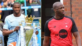 Yaya Toure Is Training With League Two Side Leyton Orient