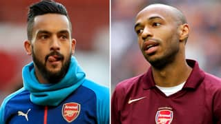 'Genuinely Better Than Thierry Henry': Theo Walcott Names The Best Arsenal Player He Played Alongside