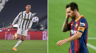 Where Lionel Messi And Cristiano Ronaldo Finished In UEFA Men's Player Of The Year Award
