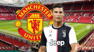Cristiano Ronaldo Rejoining Man Utd This Summer 'Would Not Be A Surprise'