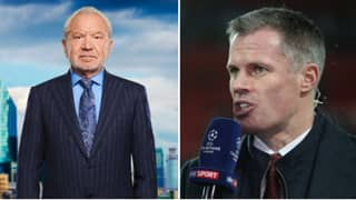 Jamie Carragher Calls Lord Sugar 'A F***ing Idiot' Following Insensitive Twitter Post About Gerard Houllier