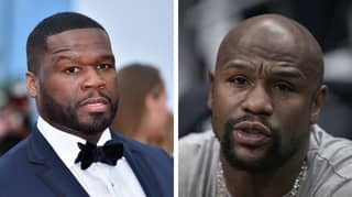 50 Cent Criticised For Social Media Post Aimed At Floyd Mayweather