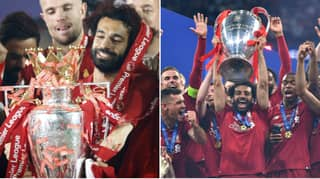 Mohamed Salah Voted Third Best Player Of The Century At Globe Soccer Awards