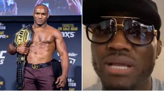 Kamaru Usman Reveals Who He Wants To Face Next And It'd Be The Biggest UFC Fight Of The Year