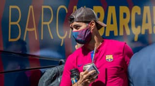 Barcelona To Terminate Luis Suarez's Contract In The Coming Days