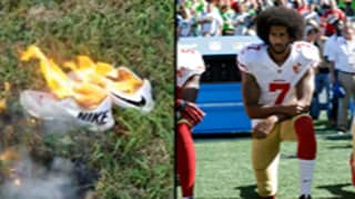 Nike Customers Are Burning Their Clothes After Colin Kaepernick Is Made Face Of Brand's Campaign