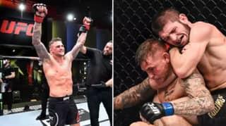 Dustin Poirier Won't Be Fighting Tony Ferguson At UFC 254