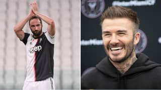 Gonzalo Higuain Set To Be The Next Star To Join David Beckham's Inter Miami